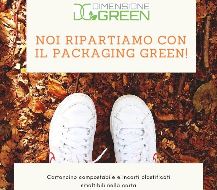 Cartoncino compostabile e  incarti anche plastificati smaltibili nella carta in maniera certificata